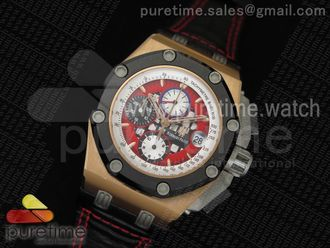 Royal Oak Offshore Ruben Barrichello II