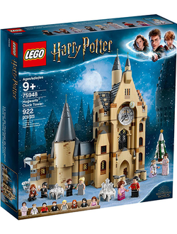 "# 75948 Часовая Башня «Хогвартса» / ""Hogwarts"" Clock Tower"
