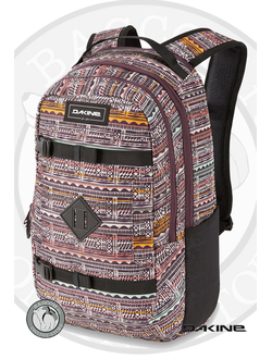 Dakine URBN Mission Pack 18L Multi Quest в магазине рюкзаков Bagcom