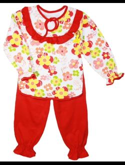 Пижама для девочки (Артикул 304-072)