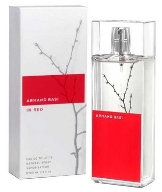 ARMAND BASI IN RED EDT в дьюти фри