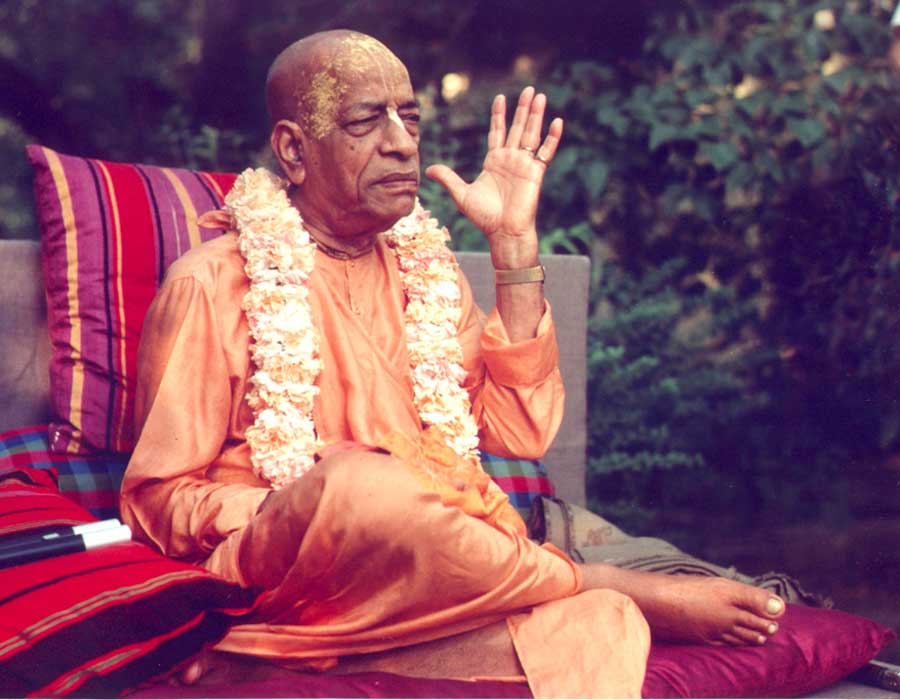 an essay on the mission of bhaktivedante swami prabhupada The tirubhav disappearance of hd g srila acbhaktivedanta swami prabhupada submitted a poem and an essay at as prabhupada's mission of proving.