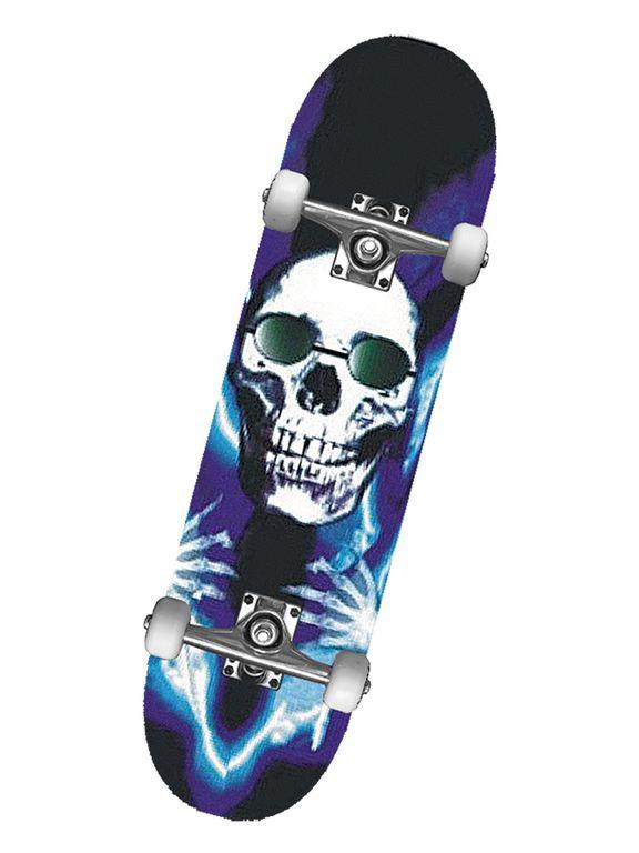 Профессиональный скейтборд MaxCity FEAR