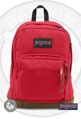 JanSport Right Pack High Risk Red