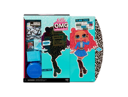 MGA Entertainment L.O.L. Surprise OMG Series 3 Class Prez с 20 сюрпризами Кукла Класс През, 567202