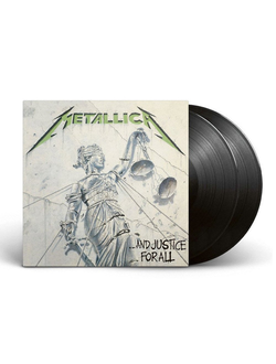METALLICA - ...and justice for all 2-LP Remastered 2018
