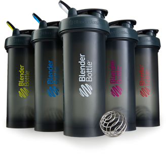 Blender Bottle Pro45 Full Color 1330 мл (Серый\синий)