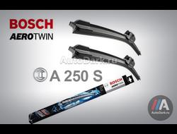 Щетки стеклоочистителя Bosch Aerotwin 3397014250 A250S Kaptur (Каптур)