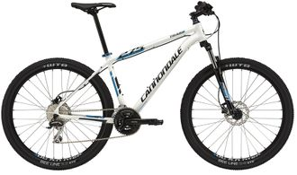 Велосипеды - Cannondale Trail 6 white