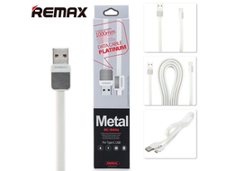 USB Type C кабель | Remax Platinum RC-044a