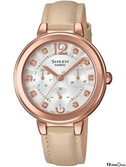 Часы Casio Sheen SHE-3048PGL-7BUER