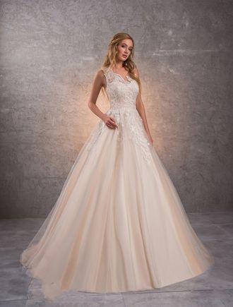 f51fb10a82c597e Свадебные платья «Принцесса» - Свадебное платье EM-052