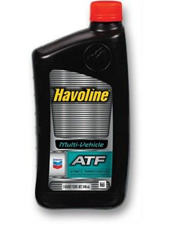 Chevron Havoline ATF+4 (1_литр)