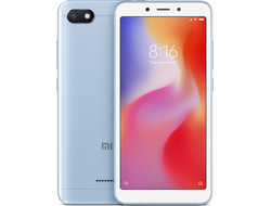 Xiaomi Redmi 6A 2/16Gb Blue (Global)
