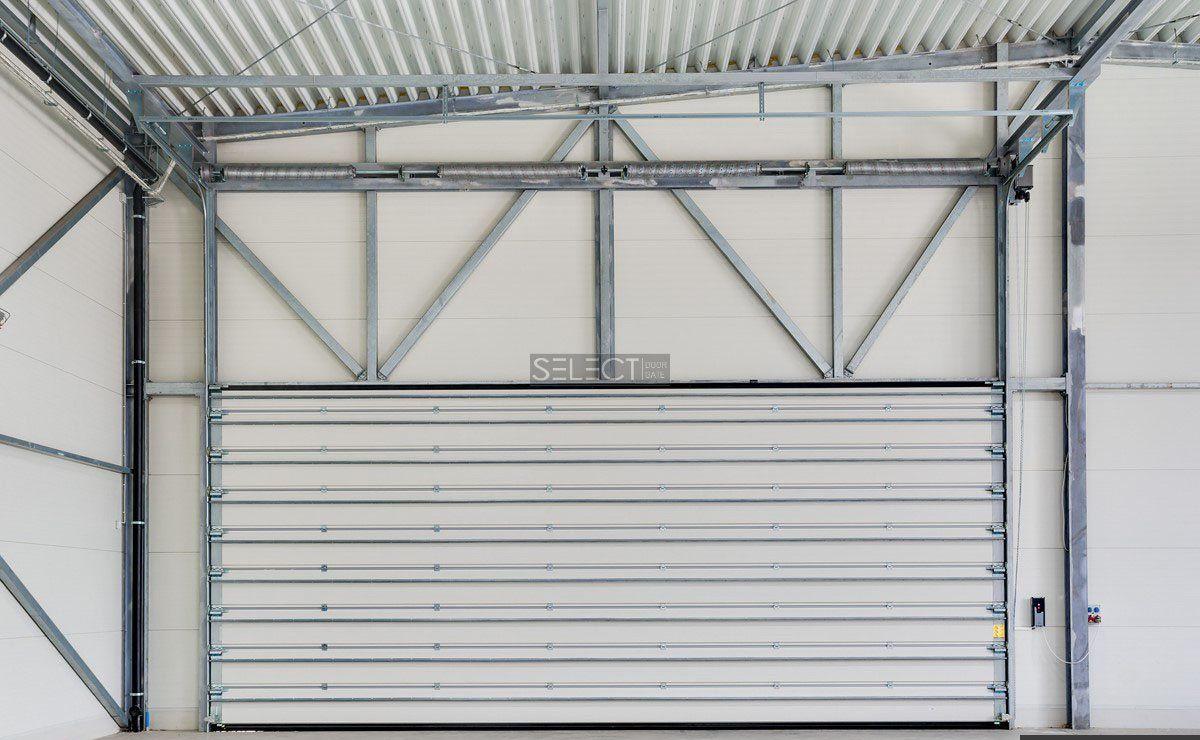 промышленные секционные ворота Wisniowski
