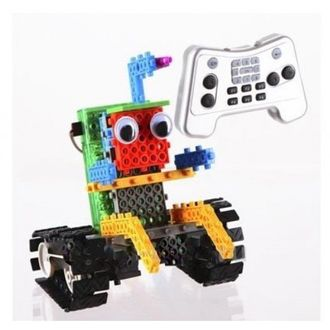 Конструктор HUNA, Набор My Robot Time exciting, 5+