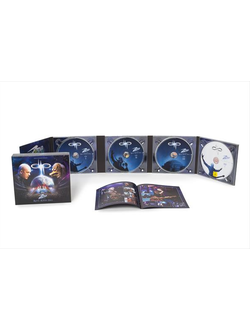 Devin Townsend Presents: Ziltoid Live at the Royal Albert Hall 3CD&DVD