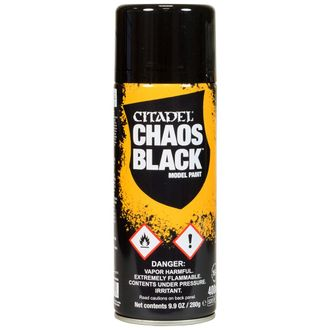 Citadel: Chaos Black Spray
