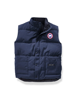 FREESTYLE VEST MEN NAVY