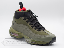 7959517559b3 Зимние кроссовки Nike Air Max 95 Sneakerboots мужские арт. W102