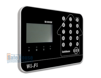 GSM/WIFI сигнализация SH-061GW/black (Photo-04)_gsmohrana.com.ua