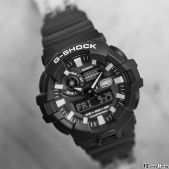 Часы Casio G-Shock GA-700EH-1A