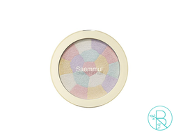 Хайлайтер для лица The Saem Saemmul Luminous Multi Highlighter 01 Pink White