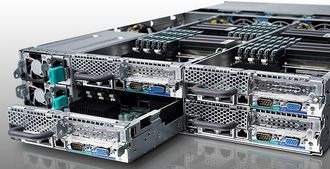 Dell PowerEdge C6100 (8xL5520, 192Gb RAM)
