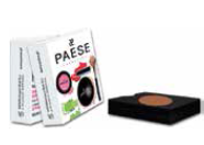 Тест Тени Eyeshadows small Paese