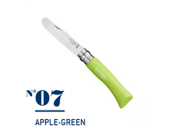 Нож Opinel №07 My First Opinel Green-Apple