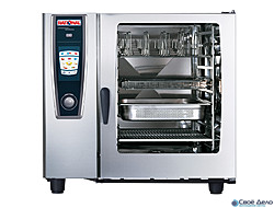 Пароконвектомат Rational Combi Master® Plus CM102 Gas (автоматическая мойка)