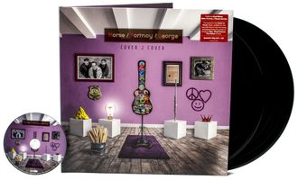 Morse / Portnoy / George - Cover 2 Cover 2-LP+CD