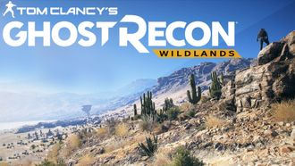 Tom Clancy's Ghost Recon: Wildlands (SONY PLAYSTATION 4)(РУССКАЯ ВЕРСИЯ)