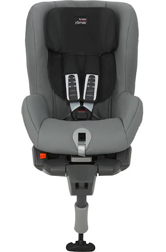 BRITAX ROEMER Safefix plus Flame Red