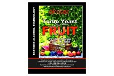Alcotec Turbo Yeast Fruit, 60 гр