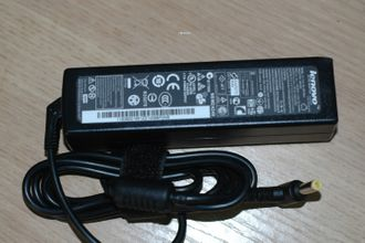 БЛОК ПИТАНИЯ 20V 3.25A ADAPTER CHARGER FOR LENOVO ADP-65KH B CPA-A065 G460 PA-1650-56LC