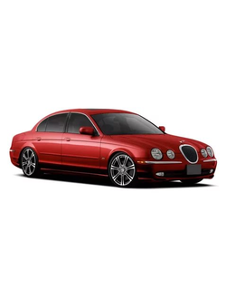 Обвес Jaguar S-Type