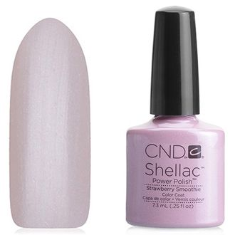 CND Shellac, цвет Strawberry Smoothie