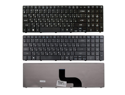 Клавиатура PK130C93A07 для Packard Bell LM85