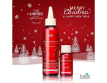Подарочный набор с филлером Lador The Limited Edition Merry Christmas Perfect Hair Fill-Up