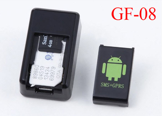 GF-08 GPS GSM GPRS Tracker MMS Global Locator
