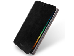 Чехол книжка Mofi Note 4 Black