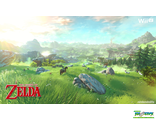 Zelda Breath of the Wild Nintendo Wii U