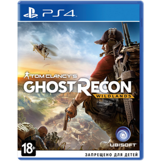 игра для PS4 Tom Clancy's Ghost Recon Wildlands