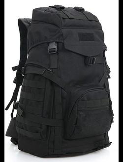 Тактический рюкзак Cool Walker 7230 Чёрный (Black)