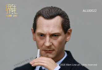 Нисон Список Шиндлера ФИГУРКА 1/6 WWII German Businessman Set Schindler's List AL100022 Alert Line