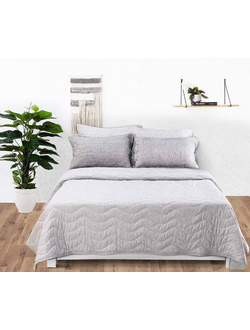 Одеяло летнее Xiaomi COMO LIVING Scorpion Cotton Antibacterial Knitting Summer Cool 200*230см серое