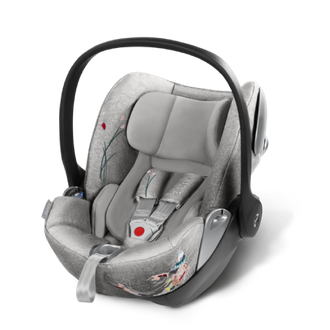 Cybex cloud q Koi Crystallized