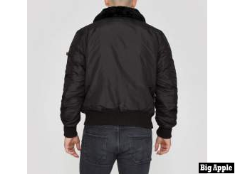 ALPHA INDUSTRIES INJECTOR III JACKET