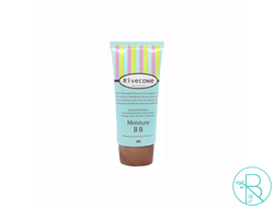 BB крем Rivecowe Beyond Beauty Moisture BB SPF 43 РА+++  увлажняющий (40мл)